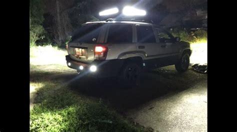 2001 Jeep Grand Light 1j4gw48s91c663863 2001 Jeep Grand Lerado All