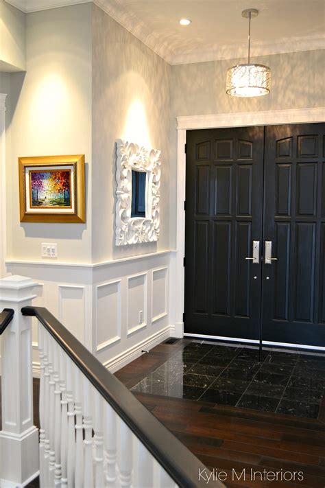 choose paint sheen finish foyer front door