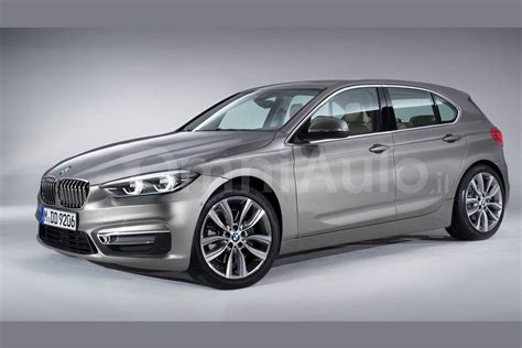 Bmw 1er Reihe by Rendered Future Bmw 1 Series 2 Series Hatchback