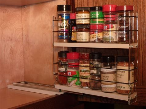 Vertical Spice Rack For Cabinet 17 Best Images About Remodel For On Spice