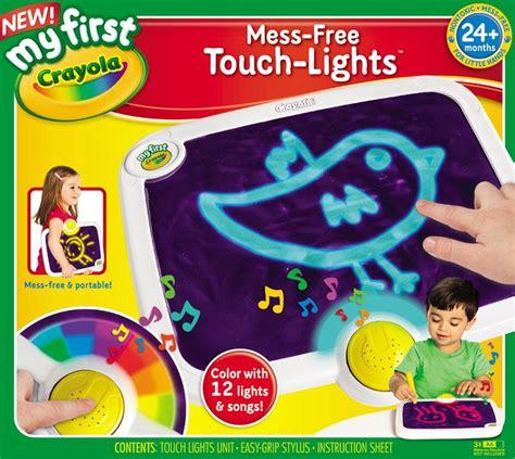 crayola light up board amazon com crayola my crayola touch lites color pad