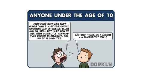 7 Types Of I Find Quite Annoying by The Seven Most Annoying Types Of Gamers Kotaku Australia