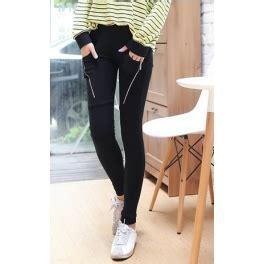 Big Size Celana Legging Wanita Pinggang Karet Biru Jsk 8106 celana legging wanita t958 moro fashion