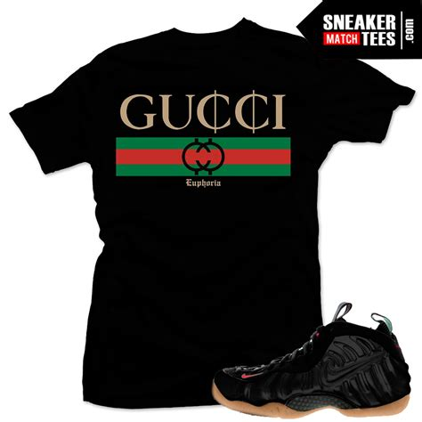 Tshirt Kaos For Gucci Black gucci foosite t shirts t shirts to match sneakers nike foams