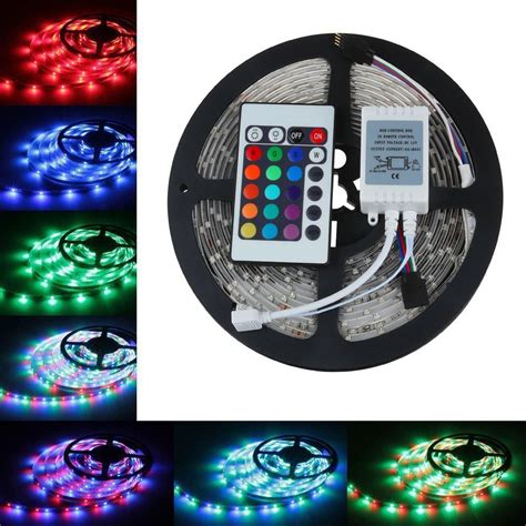 5m rgb led lights led wholesaler 3528 2835 rgb led light 5m 300smd led