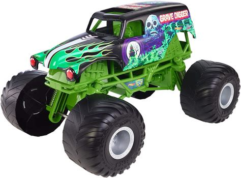 Wheels Jam Grave Digger Truck Ebay