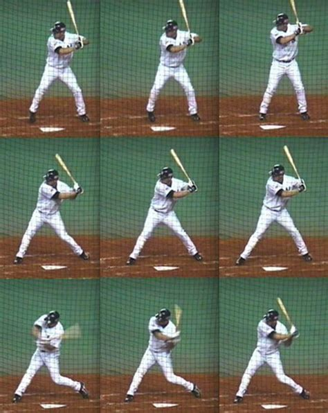 baseball swing steps hitting revolution chapter3 the automatic step not no