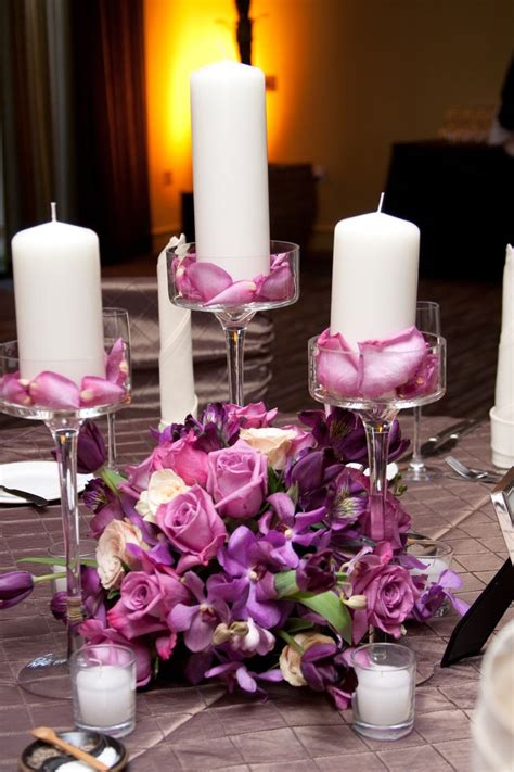 298 best images about candle wedding centerpieces on