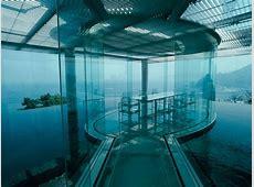architecture that disperses kengo kumas waterglass minecraft japanese - Minecraft Japanese Bridge