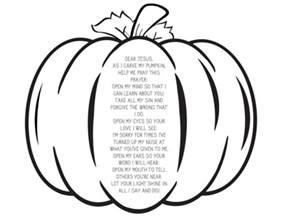 pumpkin prayer coloring children ministry deals