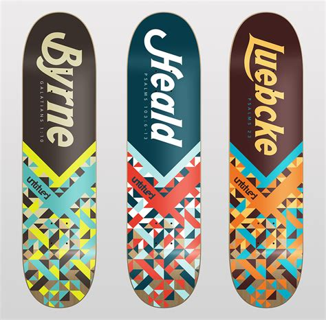 skateboard ideas 40 creative skateboard deck designs inspirationfeed