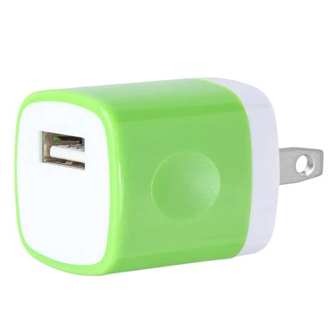 mobile charger android usb home wall charger travel adapter for ios and android