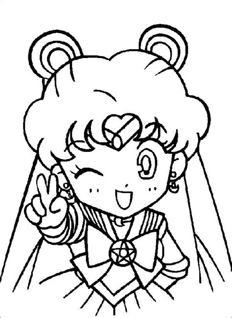 coloring pages sailor moon printable sailor moon printable coloring pages az coloring pages