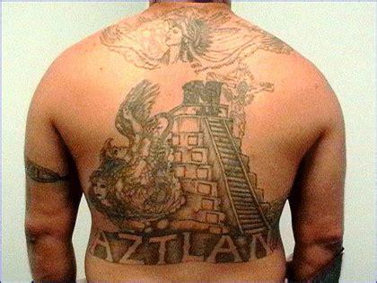 mexican mafia tattoos mexican mafia valley morning news