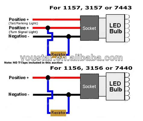 what resistor do you need for an led do you need resistor for led 28 images master list of leds bulb sizes diy tutorials for