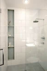 white shower 17 best ideas about large tile shower on pinterest