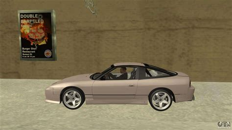 nissan 240sx s13 jdm nissan 240sx s13 jdm for gta san andreas