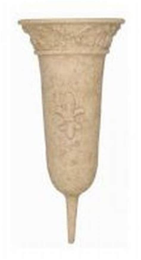 vase für eine blume grabschmuck herz f 195 188 r die trauerfloristik gestecke f 195 188 r