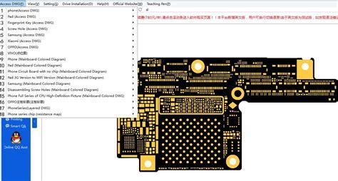phone repair schematics