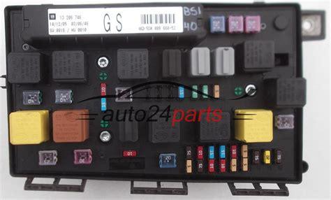 les pieces automobiles boite electrique  relais  fusible opel astra  zafira