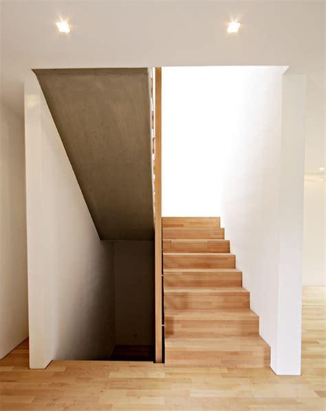 haus ha treppenaufgang modern treppenhaus - Hängele Modern