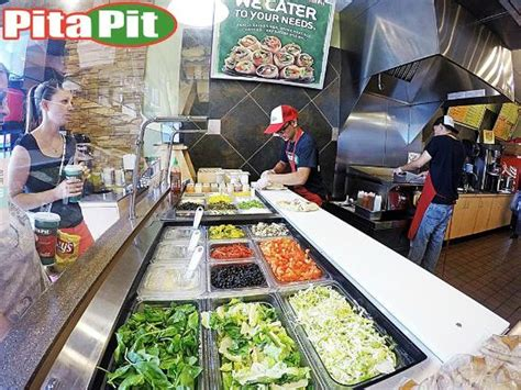 Pit Reviews Buffalo Chicken Picture Of Pita Pit Virginia