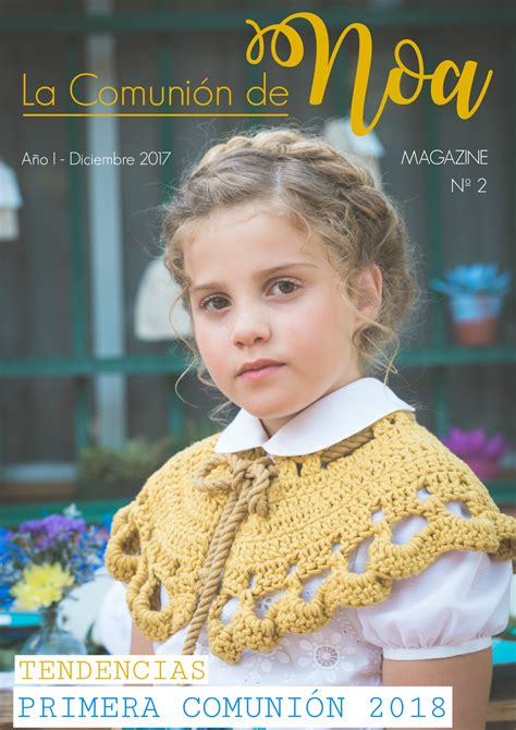 la comunion de noa magazine reserva stand en tendencias en comuniones 2018 edici 243 n madrid la comunion de noa magazine