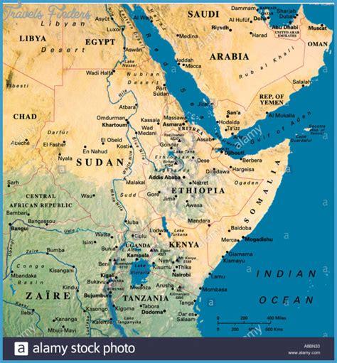 arabia map map of saudi arabia travelsfinders
