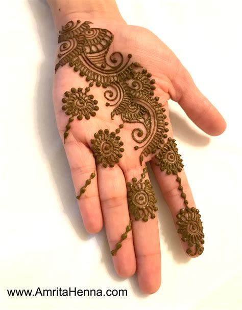 top 10 trendy and stylish henna designs 2018 henna