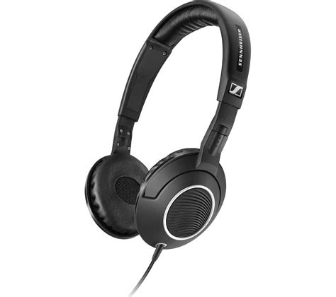 sennheiser hd 231i headphones black deals pc world