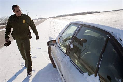 Cbp Background Check Northern Border Patrol Agents Greater In Local Enforcement