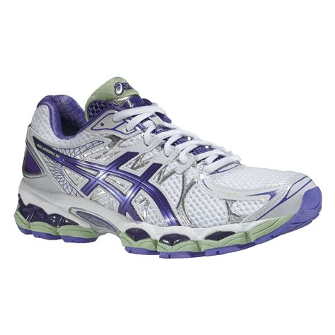 asics gel nimbus  ladies running shoes sweatbandcom