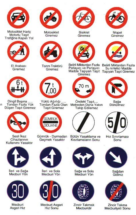 trafikisaretleri formulaehliyet
