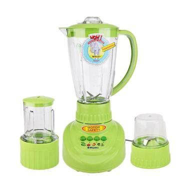 Blender Plastik Maspion 1 Liter Mt1214 Nomor 1 jual daily deals miyako bl152 pf ap blender plastik 1 5 ltr 3in1 harga kualitas