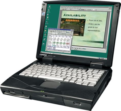 compaq armada 1700 ноутбуки б у compaq armada 1700 описание ноутбуков