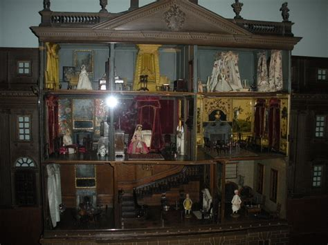 old dolls houses dolls house nostell priory conservation blog