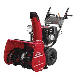 Honda Hs928 Snowblower Servicing Your Honda Hs928 Snowblower Honda Lawn Parts