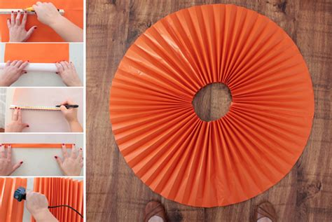 How To Make Paper Wheels - how to make paper wheel decorations for
