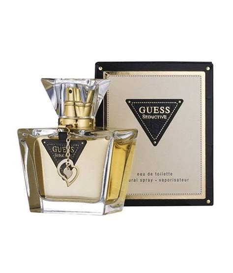 Guess Parfum Original Seductive 75 Ml guess seductive edp perfume 75 ml buy at best prices in india snapdeal