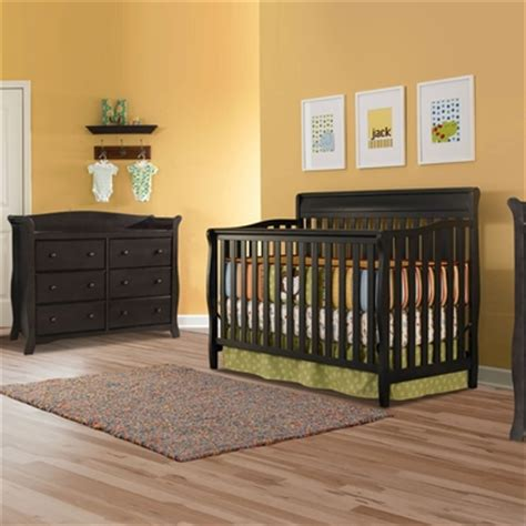 Stanton Crib by Graco Cribs Stanton 2 Nursery Set 4 In 1