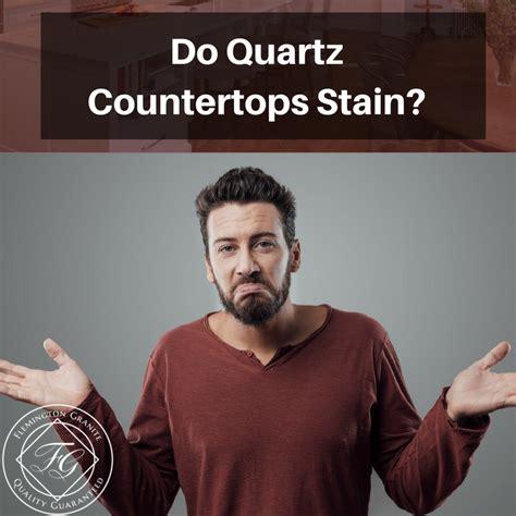 Do Quartz Countertops Stain Flemington Granite