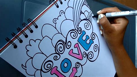 tutorial doodle art picsay pro tutorial cara mudah membuat doodle art versi on the spot