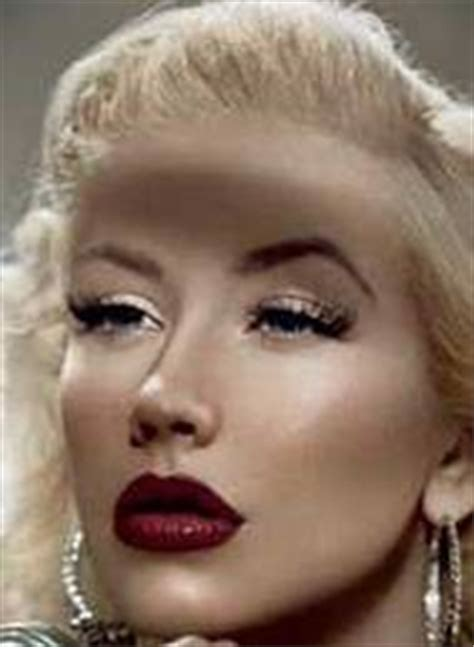 Fab Ad Aguilera For Stephen Webster by Makeup Inspiration Pics What Do You Think Weddingbee