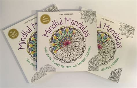 mindful mandalas a mandala colouring book mindful mandalas relax time jspcreate