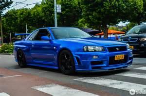 Nissan Skyline Specs Nissan Skyline R34 Gt R V Spec Ii 9 July 2016 Autogespot