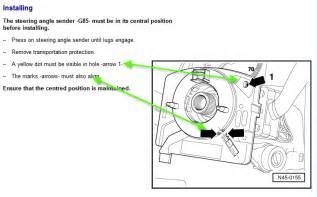 mk4 golf help steering wheel airbag removal doing my
