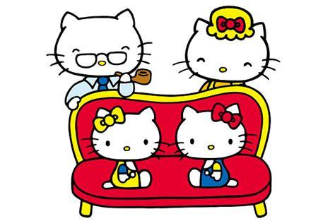 Imagenes De Kitty Y Su Hermana | 191 cu 225 ntos a 241 os cumpli 243 hello kitty la gatita m 225 s famosa de