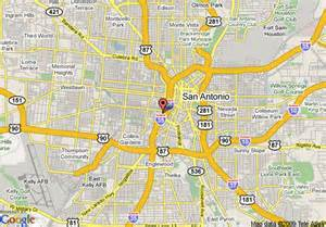 map of san antonio near downtown pictures to pin on