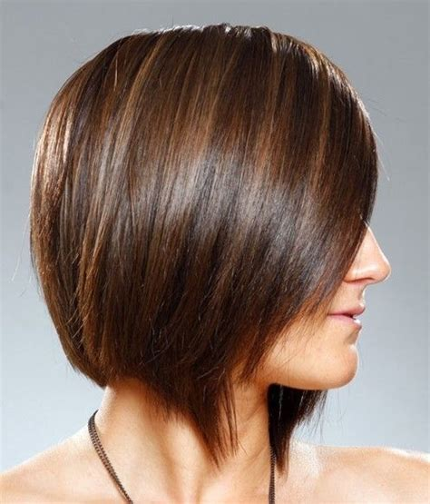 cute highlights for brunettes 1000 images about bob hair on pinterest inverted bob