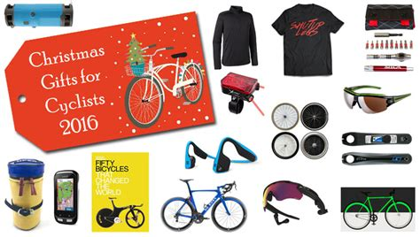 gifts for cyclists 2016